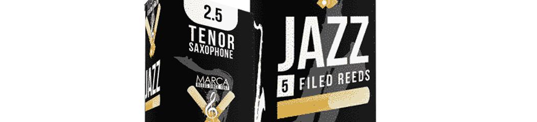 Anche sax Ténor Jazz Filed boite de 5