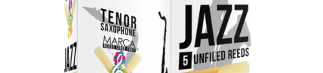 Anche sax Ténor Jazz UnFiled boite de 5